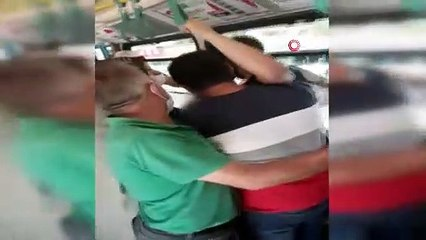 Bursa'da metro sapığına darp! Gizlice kadınların fotoğrafını çekmiş...