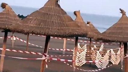Llega una patera con 30 personas a playa de Troya, en Adeje