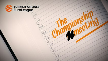 The Championship Meeting