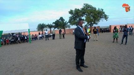 """Emmou Sylvestre aux populations d'Adjahui : """"Nous travaillons pour vous"""""""