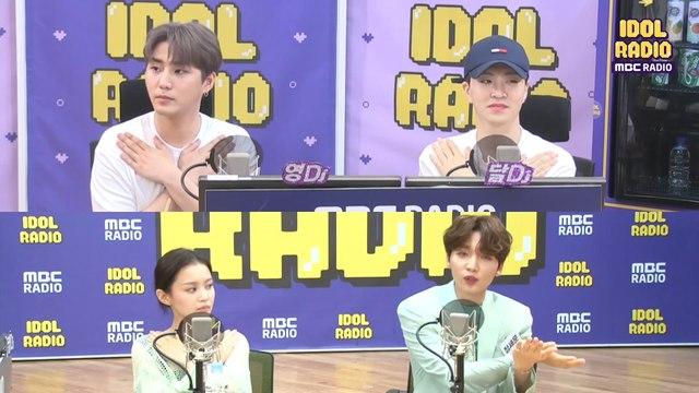 [IDOL RADIO] Jeong sewoon family dance~! 20200723