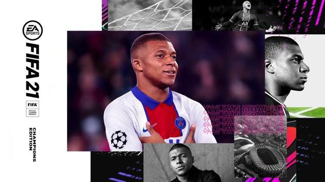 FIFA 21 - Bande-annonce avec Kylian Mbappé