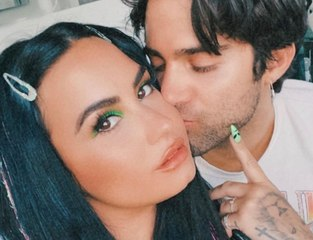 Demi Lovato Is Engaged, and the Romantic Moment Was Captured in Photos