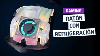 [CH] Zephyr, el ratón gaming con refrigeración