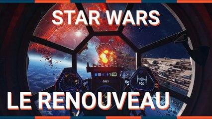 STAR WARS SQUADRONS, JEDI FALLEN ORDER... Opération SÉDUCTION pour les FANS ?