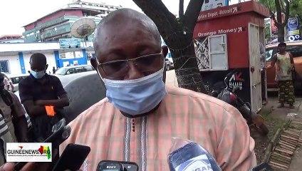 Convoqué pour «trouble à l'Etat», l'ancien député de Kaloum n'a pas pu se présenter à cause d'un malaise (avocat)