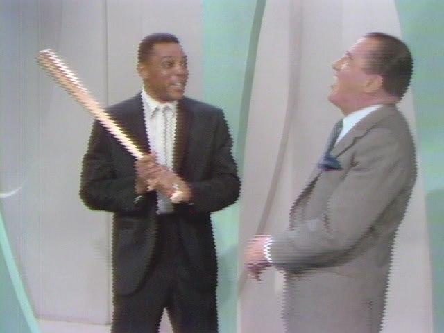 Willie Mays - Batting Tips