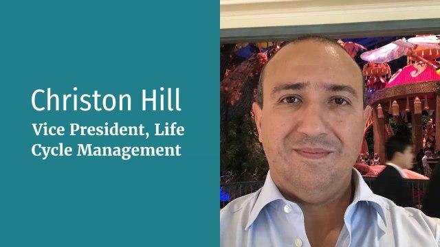 Meet Christon Hill