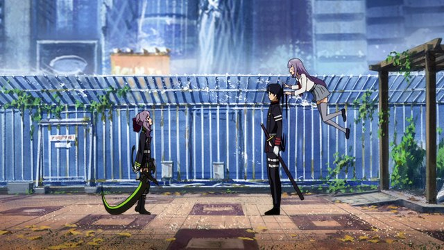 Seraph Of The End - S00E12 - Seraph Of The Endless Nagoya Arc 1