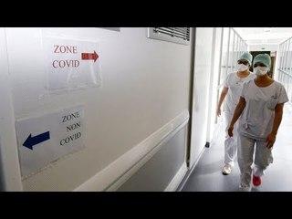✅  Coronavirus : plus de 1000 nouveaux cas ce jeudi en France, la hausse se poursuit