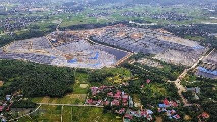 Hà Nội: Dành 5 ha đất để làm ô chứa nước rỉ rác | VTC