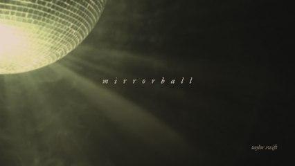 Taylor Swift - mirrorball