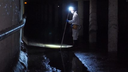 Sewage testing new approach to tracking and containing coronavirus in large communities
