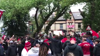 LFC secured their 19th title!