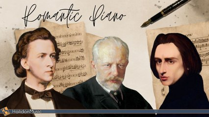 Various Artists - Romantic Piano: Chopin, Tchaikovsky, Liszt...