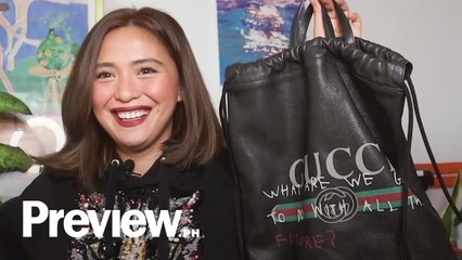 Joyce Pring's  5 Favorite Designer Items are Not What You Expect | Designer Favorites | PREVIEW