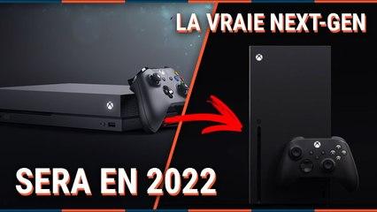 NOUVELLE XBOX : Et si nous nous étions TROMPÉS sur la next-gen ? Xbox Series X