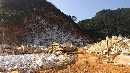 Hà Tĩnh: Người dân khổ sở vì sống bên mỏ đá