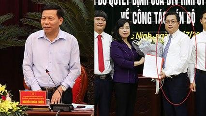 Con trai bí thư tỉnh ủy làm bí thư thành ủy Bắc Ninh