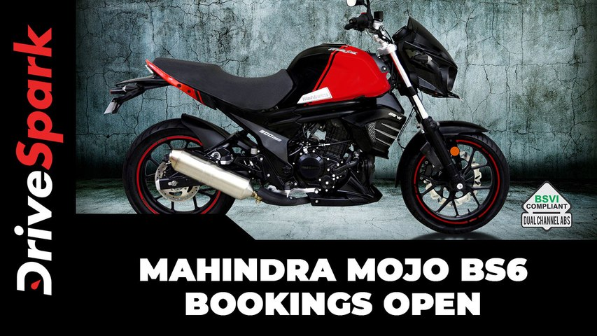 Mahindra Mojo BS6 Bookings Open   Expected Launch Date, Prices, Features & Other Details