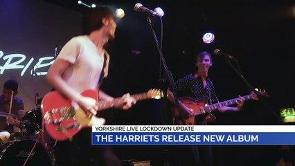 The Harriets' debut album HOPEFULS