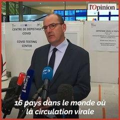 Coronavirus: la France impose des tests aux voyageurs venant des Etats-Unis, d'Algérie et de 14 autres pays