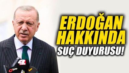 Erdoğan hakkında Ayasofya sözlerinden suç duyurusu