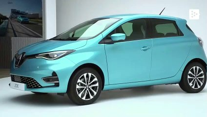 Renault Zoe, the best-selling electric car in Europe this year