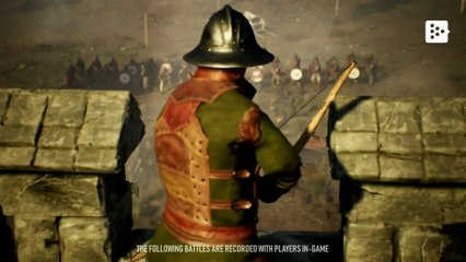Blood Oath: When the Sword Rises, a new medieval open video game online