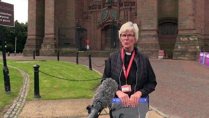 Liverpool Cathedral is open!