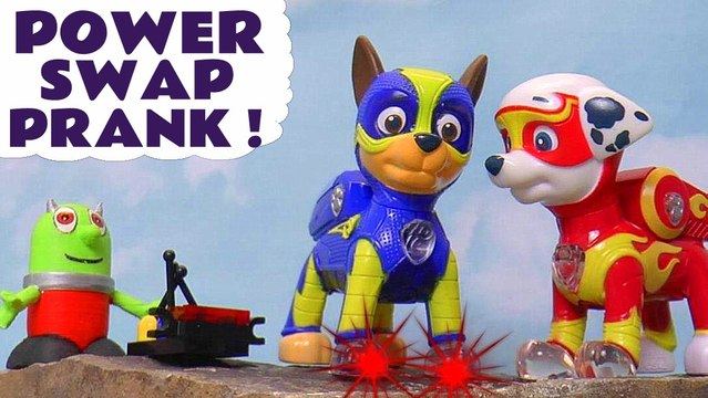 Paw Patrol Mighty Pups Power Prank with the Funny Funlings and Toy Story 4 Woody in this Family Friendly Full Episode English Story for Kids from Kid Friendly Family Channel Toy Trains 4U