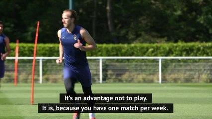 Despite drawbacks, Spurs still want Europa place - Mourinho