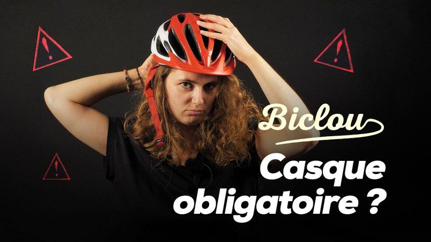 Faut-il rendre le port du casque obligatoire pour les cyclistes ?