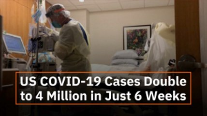 US COVID-19 Cases Are Bad