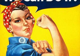 "An Original ""Rosie the Riveter"" Is Making Free Masks for Coronavirus"