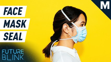 This accessory seals your loose-fitting face mask — Future Blink