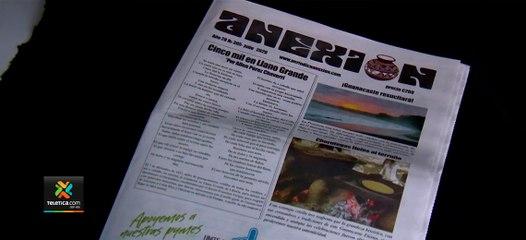 tn7-Periódico Anexión cumple 28 años de publicar valiosa información de Guanacaste-240720