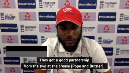 Brathwaite backs Holder's decision to bowl first in Series decider