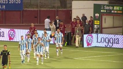 HIGHLIGHTS #TrapaniPescara 1-0 #SerieBKT