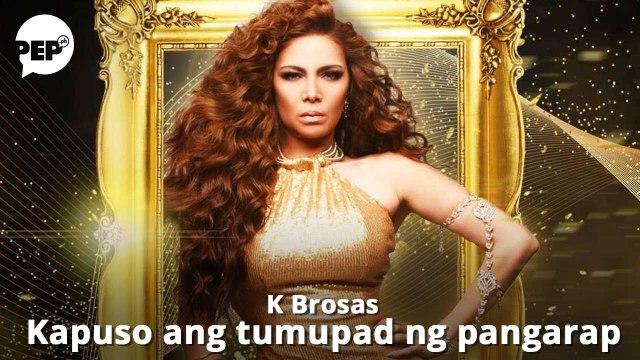 K Brosas, inaming Kapuso show ang nakatupad sa kanyang pangarap
