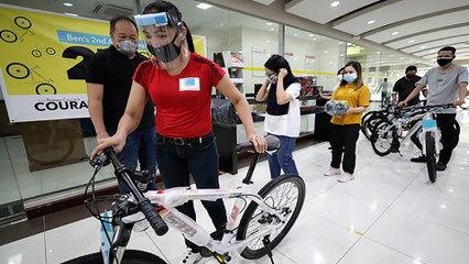 Philippines: Quyên góp xe đạp giúp những người khó khăn | VTC