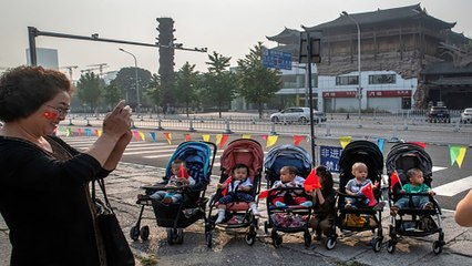 Ngày càng nhiều trẻ em Trung Quốc mang họ mẹ | VTC