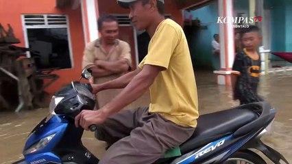 Sungai Bone Meluap, Ratusan Rumah Warga Terendam Banjir Lagi