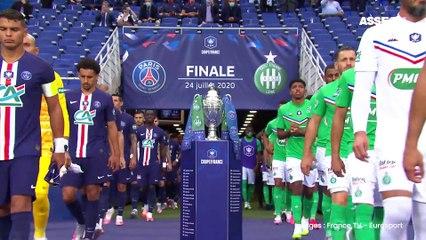 Paris 1-0 ASSE : le résumé de la finale de Coupe de France