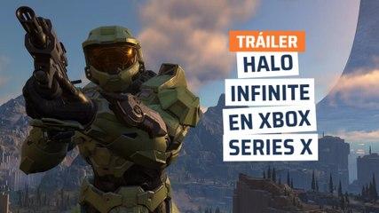 Primer gameplay de Halo Infinite