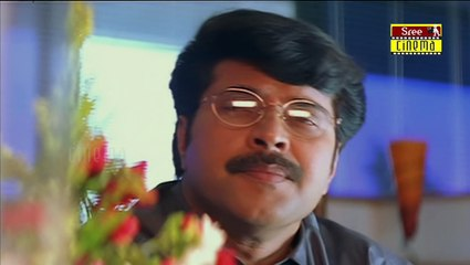 The Truth   Movie  Scene 16    Shaji Kailas   Mammootty   Divya Unni   Murali