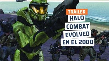 Segundo tráiler de Halo en el E3 del 2000