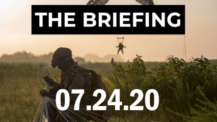A Fort Bragg soldier disappears, and Russians with throwing-shovels — The Briefing, 7.24.20