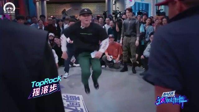 [FULL VIETSUB] BƯỚC NHẢY ĐƯỜNG PHỐ MÙA 3 - TẬP 01 - STREET DANCE OF CHINA SS3 - PART 3
