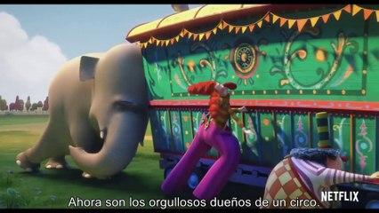 """Tráiler de la película """"Animal crackers"""" subtitulado al español. Estreno en Netflix el 24 de julio."""